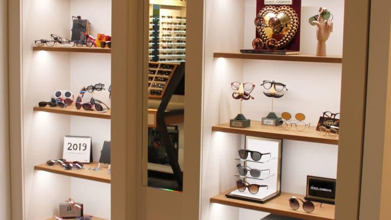 Spazio Ottica Eyecare Store Tiburtina Station
