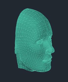Studio di un prototipo di un pezzo su progettazione Modellando