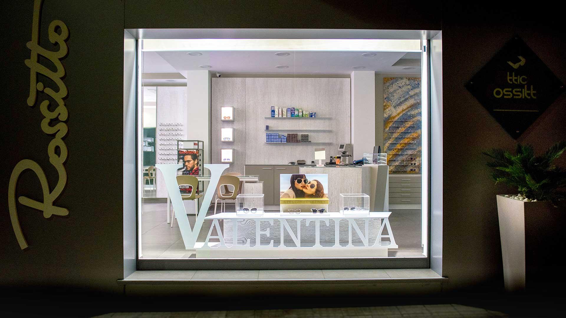 Eyecare Store di Valentina Rossitto window