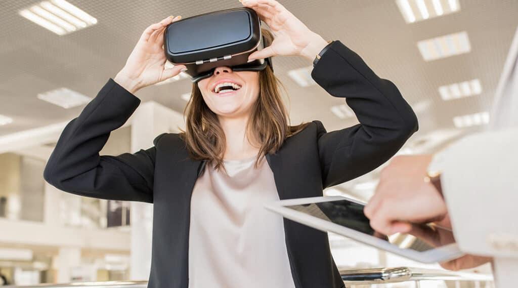 Cos'è la VR? Modellando