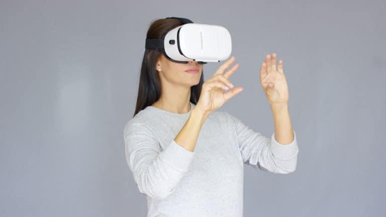 VR Mode Modellando