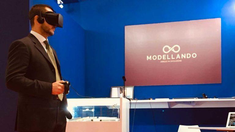Visore Realtà Virtuale VR